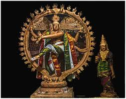 Lord Nataraja at Konerirajapuram- The Swayambu Idol